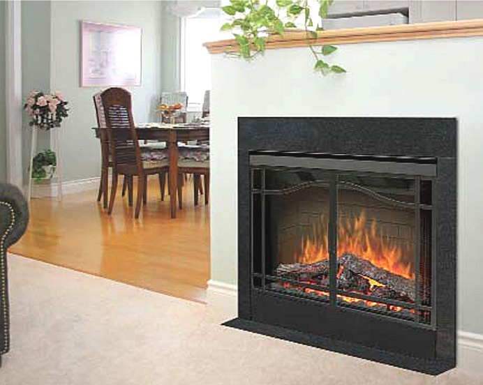 Optiflame installations are simple!